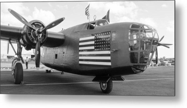 B-24 Liberator Metal Print