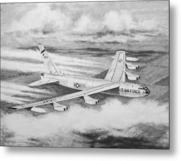 B-52 Metal Print