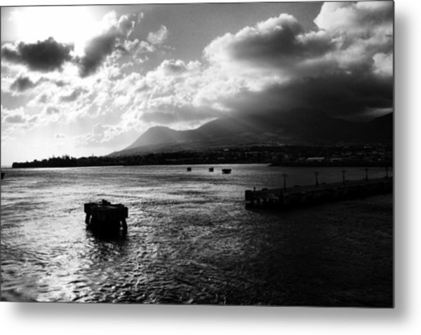 Back To Sea Metal Print