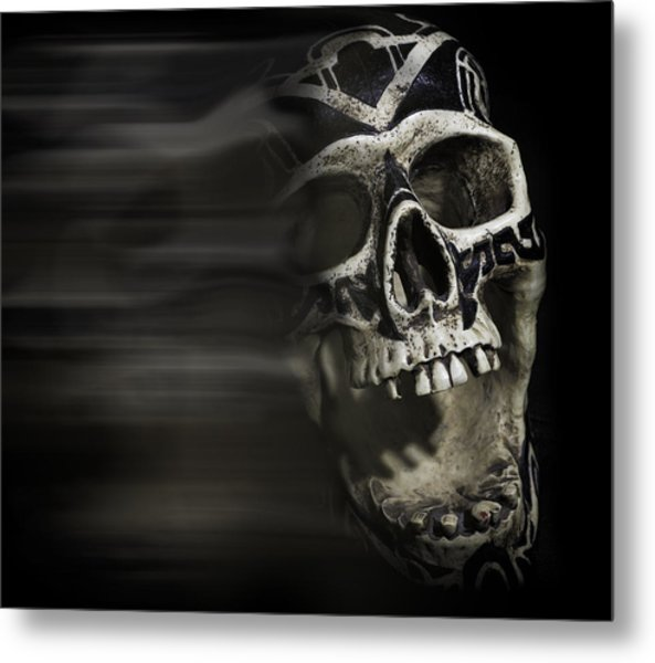 Bad Dreams  Metal Print by Rollie Robles