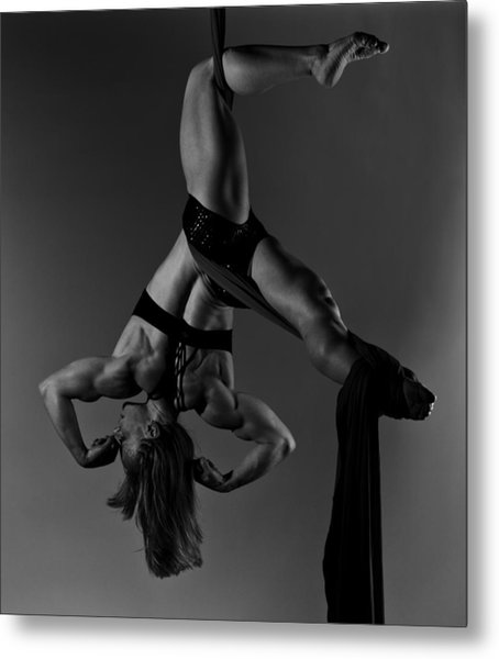Balance Of Power 2012-great Right Hook Metal Print
