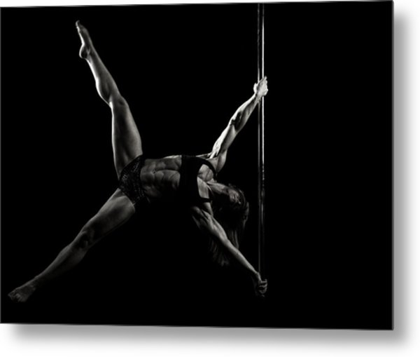 Balance Of Power 2012 Series #5 Metal Print