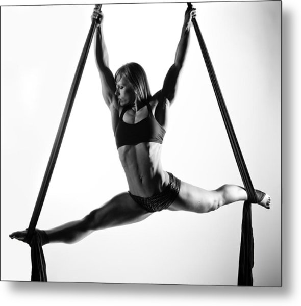Balance Of Power 2012 Series #6 Metal Print