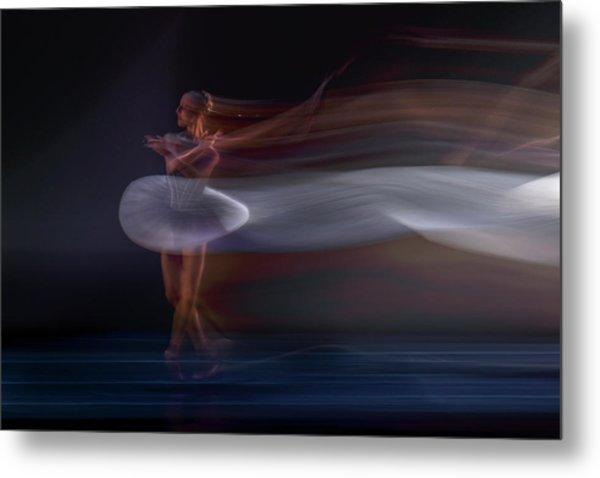 Ballerina Metal Print by Libby Zhang