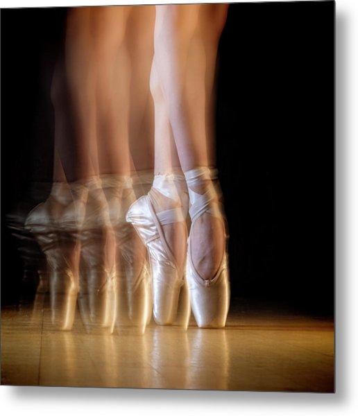 Ballet Metal Print by Howard Ashton-jones