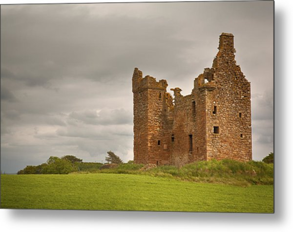 Baltersan Tower Metal Print