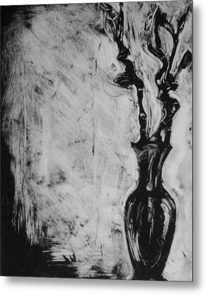 Bamboo Metal Print by Cynthia Harvey