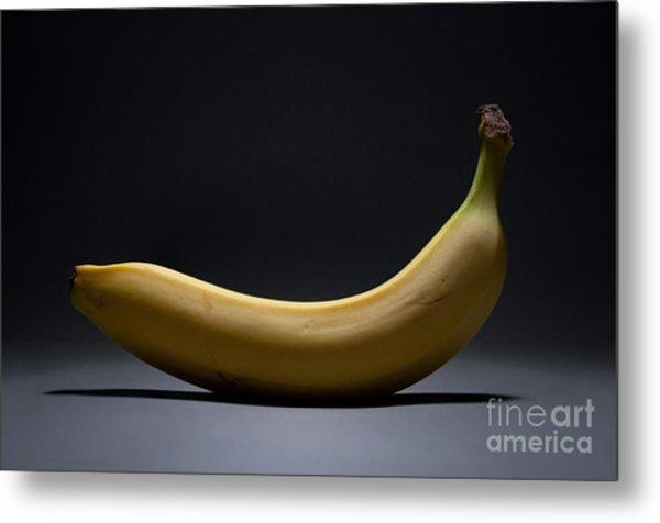 Banana In Limbo Metal Print