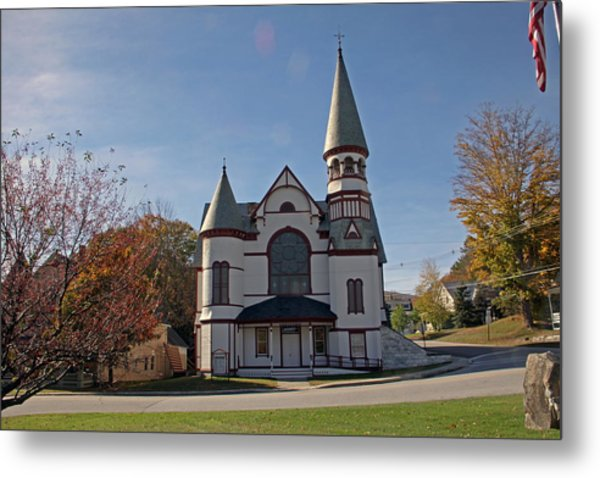 Baptist Church Metal Print