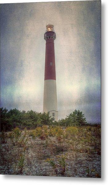 Barnegat Lighthouse Dawn Metal Print