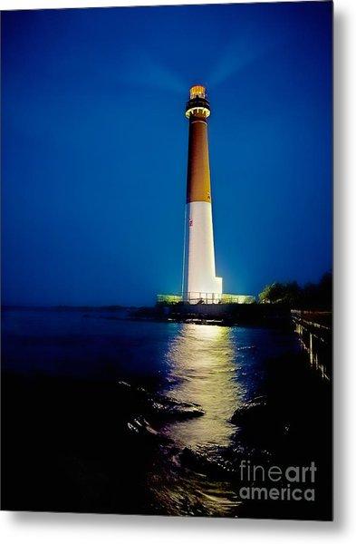 Barnegat Lighthouse Metal Print