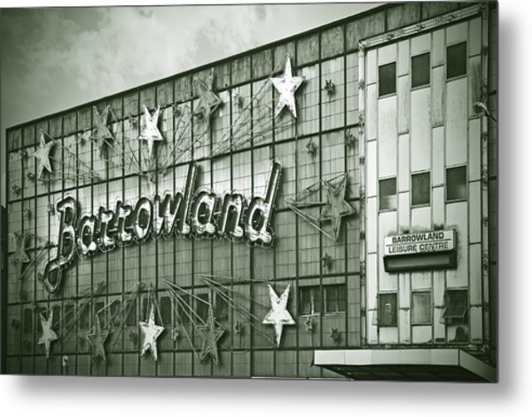 Barrowland Glasgow Metal Print
