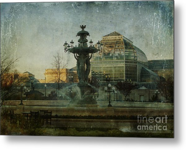Bartholdi Afternoon Metal Print