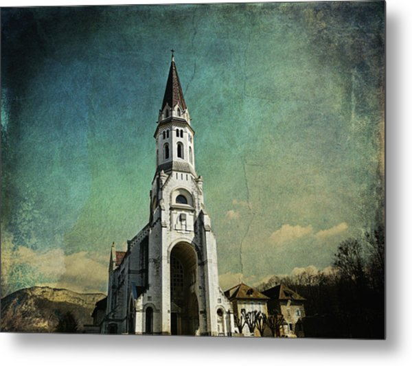 Basilica Of The Visitation Metal Print