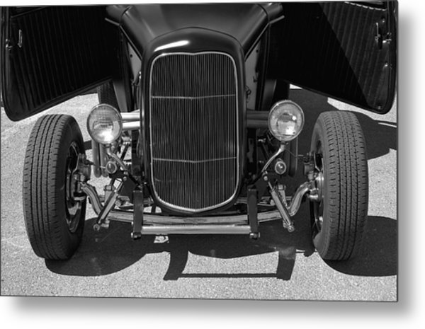 Bat Wings - Ford Coupe Metal Print
