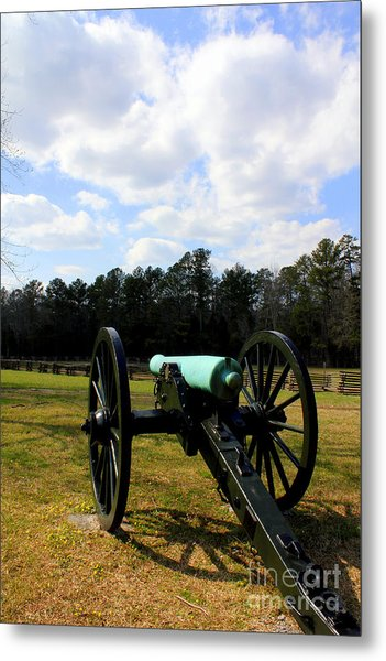 Battlegrounds Of Chattanooga Metal Print