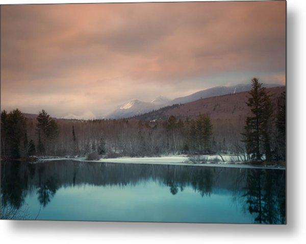 Baxter State Park Maine  Metal Print