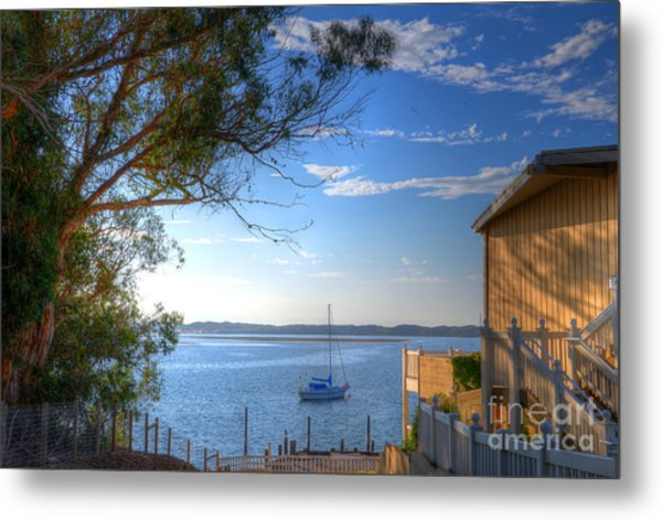 Bay View Day Metal Print