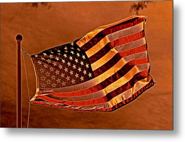 Beacon For Courage And Peace 2013 Metal Print