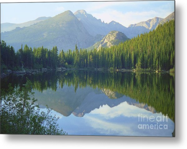 Bear Lake Colorado Metal Print