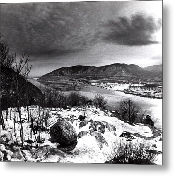 Bear Mountain  New York Metal Print