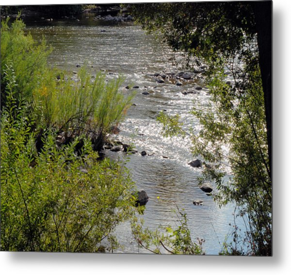 Metal Print featuring the photograph Bear River Beauty by William Havle