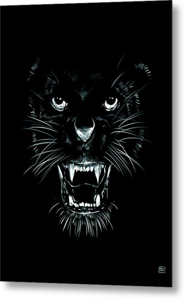 Beast Metal Print