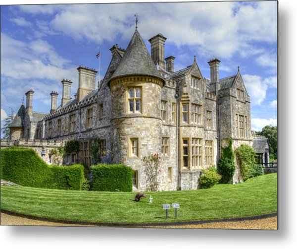 Beaulieu Metal Print
