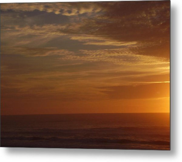 Beautiful Sky Metal Print by Yvette Pichette