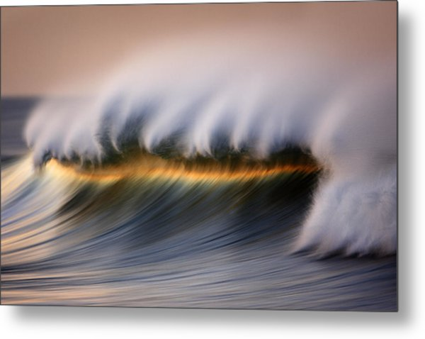 Beautiful Wave Mg_8910 Metal Print