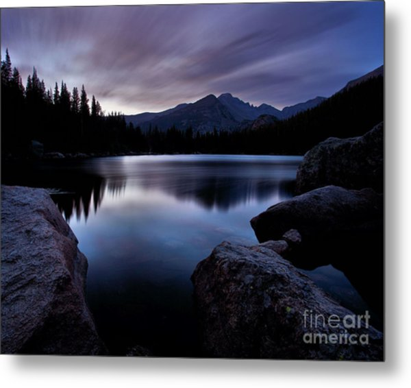 Before Sunrise Metal Print
