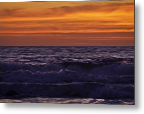 Before The Sun Rise Metal Print