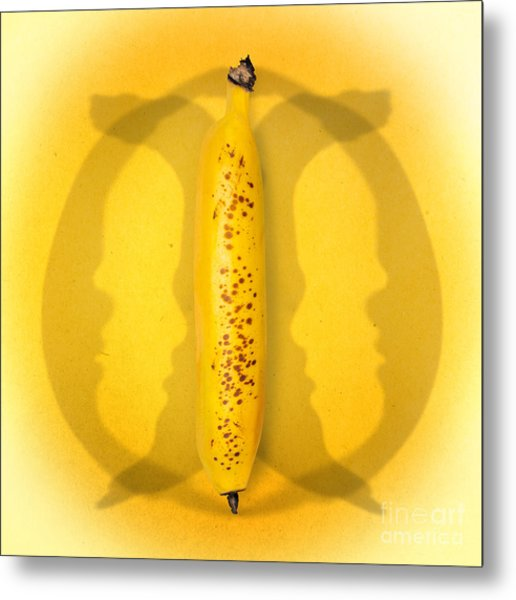 Being Bananas From Inversions In The Multiverse Metal Print