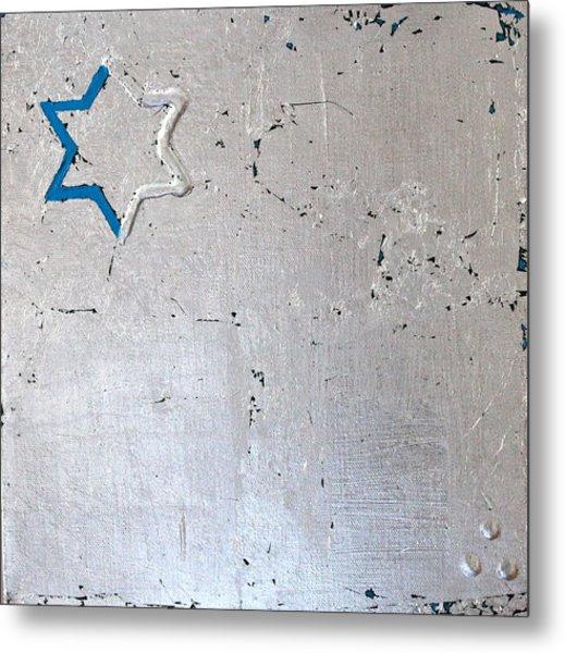 Being Jewish Metal Print by Margarita Gokun