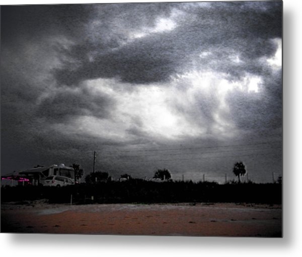 Being There Metal Print by Christy Usilton