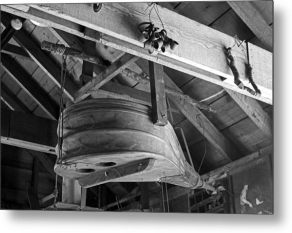 Bellows Metal Print