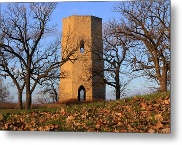 Beloit Historic Water Tower Metal Print