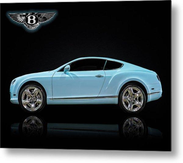 Bentley Blues Metal Print