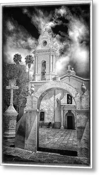 Bernal Church Metal Print