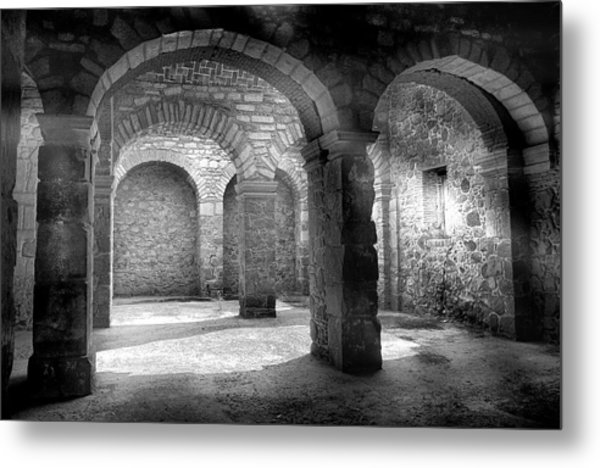 Berrio Rooms Metal Print