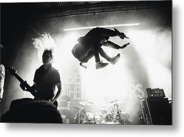 Betraying The Martyrs Metal Print