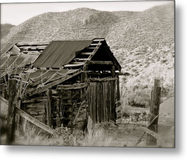 Aged To Perfection Metal Print