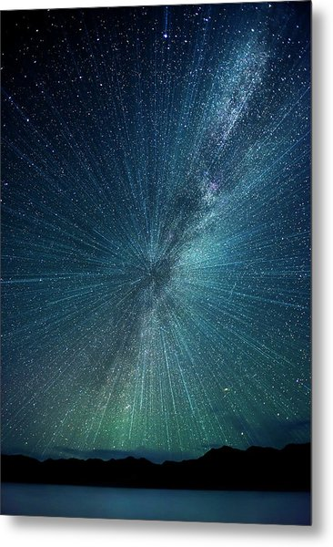Big Bang Metal Print by Nimit Nigam