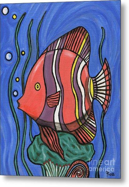 Big Fish Metal Print
