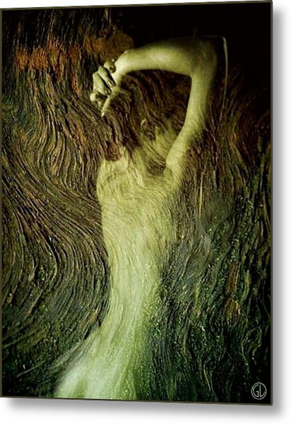 Birth Of A Dryad Metal Print