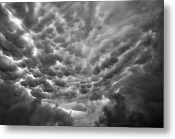 Birth Of A Mammatus Metal Print