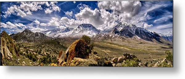 Bishop California Metal Print