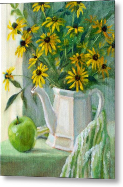 Black-eyed Susans Metal Print