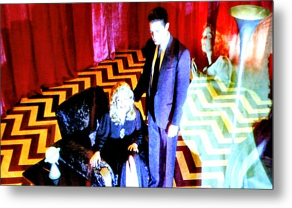 Black Lodge 2013 Metal Print