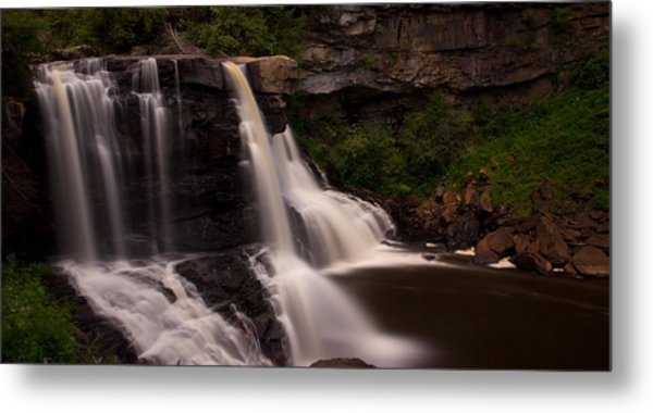 Blackwater Falls Metal Print